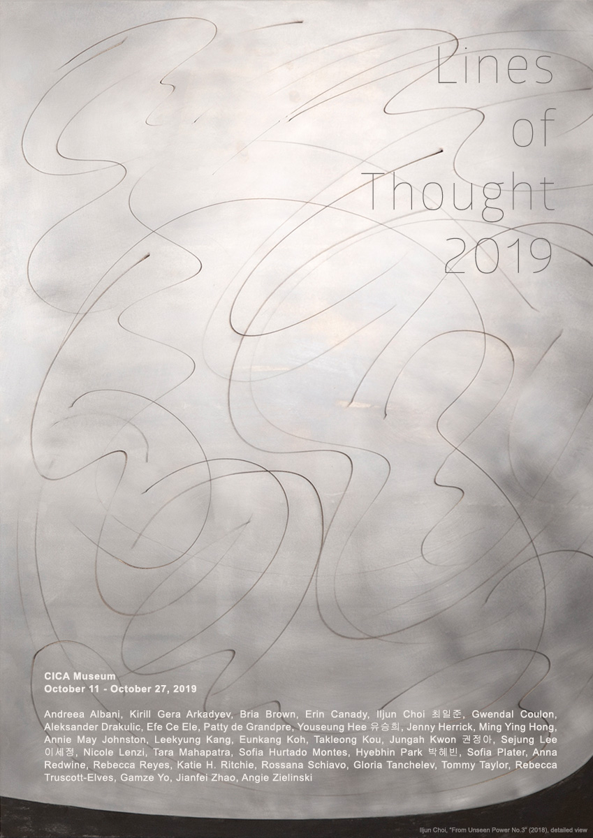Andreea Reyes lines of thought 2019 – cica